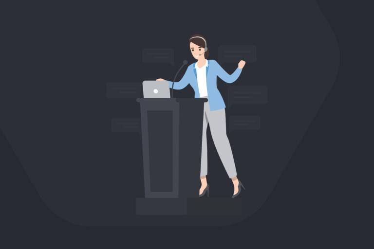 ¿Cómo hacer un speech de presentación para televentas?