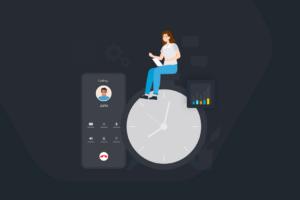 indicadores productividad call center