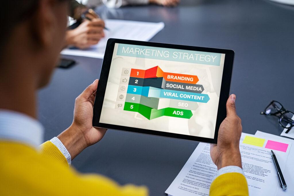 Elementos de tu estrategia de comunicación digital