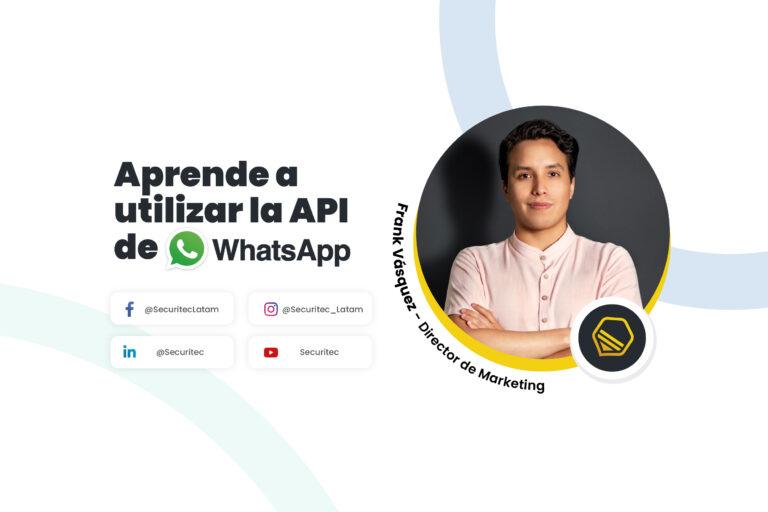 cómo funciona whatsapp business api